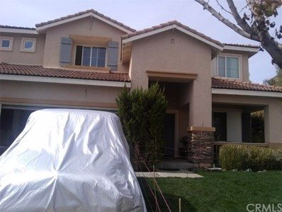 25144 Silverwood Lane, Menifee, CA 92584 - MLS#: DW18058536