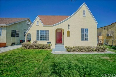 2547 Cass Place, Huntington Park, CA 90255 - MLS#: DW18059588