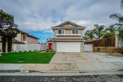 7782 Celeste Avenue, Fontana, CA 92336 - MLS#: DW18062436