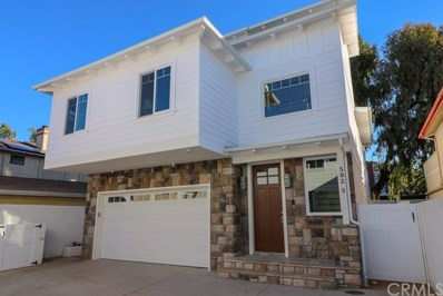502 N Francisca Avenue UNIT B, Redondo Beach, CA 90277 - MLS#: DW18065307