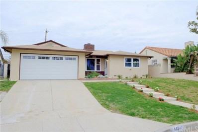 14247 Bora Drive, La Mirada, CA 90638 - MLS#: DW18066545