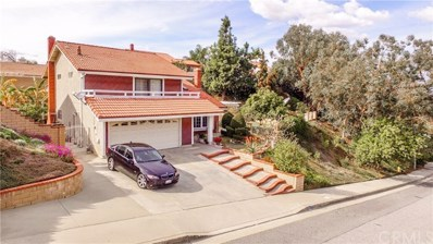 1601 S Grenoble Avenue, West Covina, CA 91791 - MLS#: DW18067330