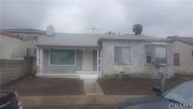 1717 E 124th Street, Compton, CA 90222 - MLS#: DW18067725