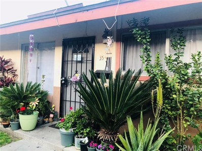 2500 S Salta Street UNIT 35, Santa Ana, CA 92704 - MLS#: DW18069190