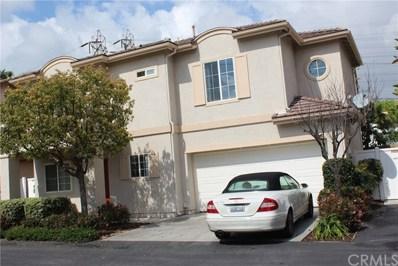 7030 Dinwiddie Street UNIT 15, Downey, CA 90241 - MLS#: DW18069814