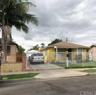 2030 Cedar Street, Santa Ana, CA 92707 - MLS#: DW18072244