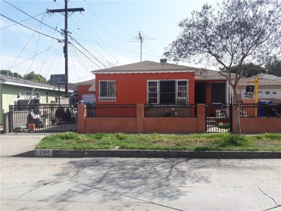 2944 Sequoia Drive, South Gate, CA 90280 - MLS#: DW18076314