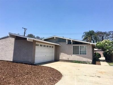 11645 Nan Street, Whittier, CA 90606 - MLS#: DW18081583