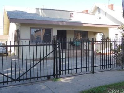 225 W 43rd Place, Los Angeles, CA 90037 - MLS#: DW18086147