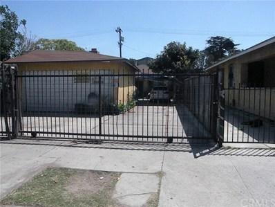 126 W Gage Avenue, Los Angeles, CA 90003 - MLS#: DW18090648