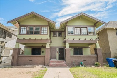 2310 Juliet Street, Los Angeles, CA 90007 - MLS#: DW18091947