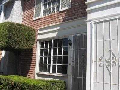 5640 Riverside Drive UNIT 87, Chino, CA 91710 - MLS#: DW18092606