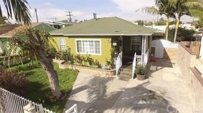 1809 E Saunders Street, Compton, CA 90221 - MLS#: DW18094968