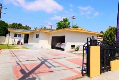 15121 El Camino Avenue, Paramount, CA 90723 - MLS#: DW18101105