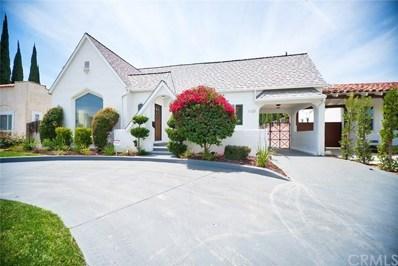 1137 S Curson Avenue, Los Angeles, CA 90019 - MLS#: DW18105131