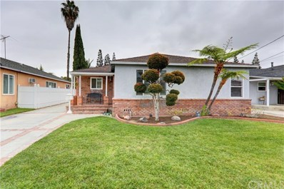 10980 Lillian Lane, South Gate, CA 90280 - MLS#: DW18108118