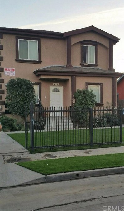 238 E 81st Street, Los Angeles, CA 90003 - MLS#: DW18110544