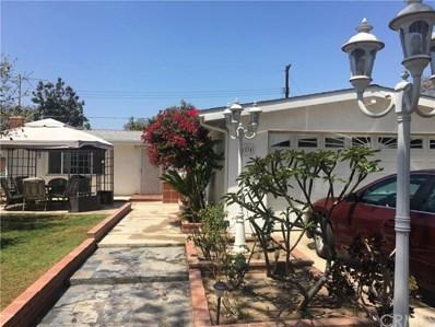 1234 Evergreen Street, Santa Ana, CA 92707 - MLS#: DW18112735