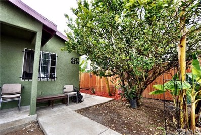 6217 West Boulevard, Los Angeles, CA 90043 - MLS#: DW18113197