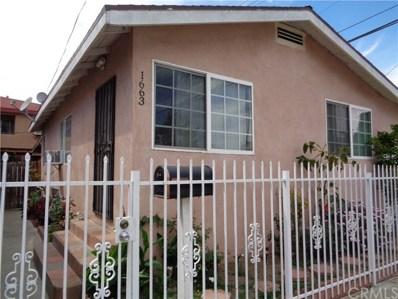 1663 S Rimpau Boulevard, Los Angeles, CA 90019 - MLS#: DW18113329