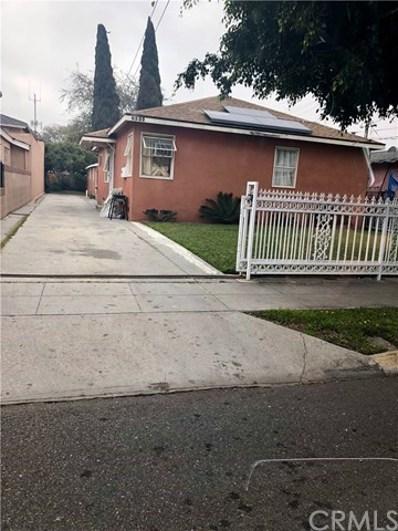 6332 Flora Avenue, Bell, CA 90201 - MLS#: DW18113334