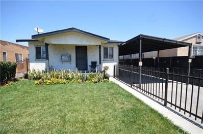 413 W 109th Place, Los Angeles, CA 90061 - MLS#: DW18113700