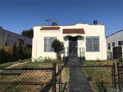5942 4th Avenue, Los Angeles, CA 90043 - MLS#: DW18114187
