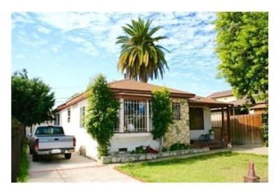 152 E 119th Street, Los Angeles, CA 90061 - MLS#: DW18117813