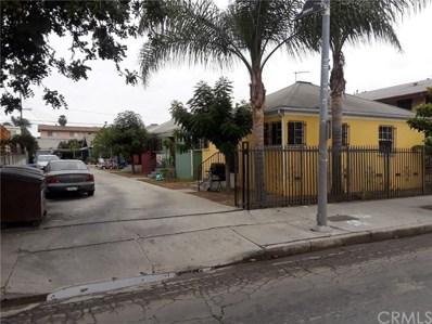 6207 Crenshaw Boulevard, Los Angeles, CA 90043 - MLS#: DW18119333