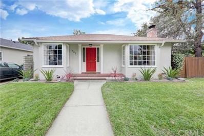 702 Oakdale Avenue, Monrovia, CA 91016 - MLS#: DW18120280