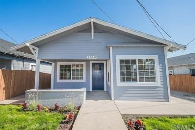 3510 Blanchard Street, East Los Angeles, CA 90063 - MLS#: DW18123243