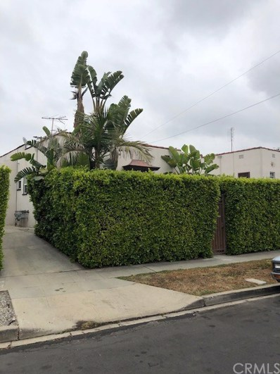 5545 Airdrome Street, Los Angeles, CA 90019 - MLS#: DW18123886