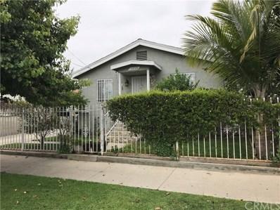 1639 E 48th Place, Los Angeles, CA 90011 - MLS#: DW18124170