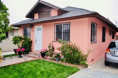 227 W 91 Street, Los Angeles, CA 90003 - MLS#: DW18125240