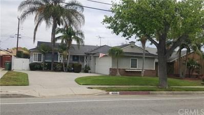 10340 Scott Avenue, Whittier, CA 90603 - MLS#: DW18131657