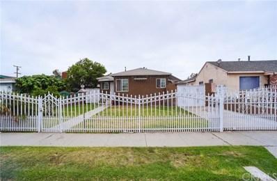 16203 S Caress Avenue, Compton, CA 90221 - MLS#: DW18134441