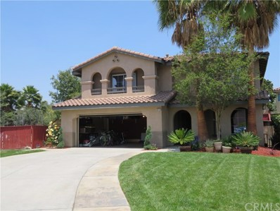 26733 Rancho Buena Circle, Moreno Valley, CA 92555 - MLS#: DW18135267