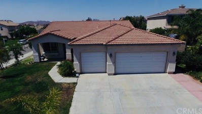 26104 Deer Run Street, Menifee, CA 92584 - MLS#: DW18135946