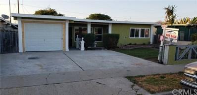 1419 W Caldwell Street W, Compton, CA 90220 - MLS#: DW18137187