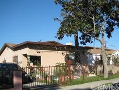 615 Hoefner Avenue, Los Angeles, CA 90022 - MLS#: DW18138808