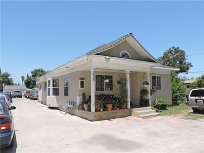 1015 E Peck Street, Compton, CA 90221 - MLS#: DW18140031