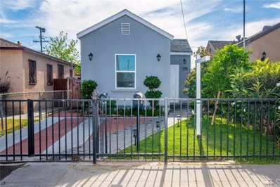 8629 Elm Street, Los Angeles, CA 90002 - MLS#: DW18142167