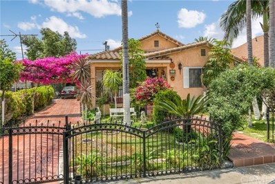 524 W 41st Place, Los Angeles, CA 90037 - MLS#: DW18146962