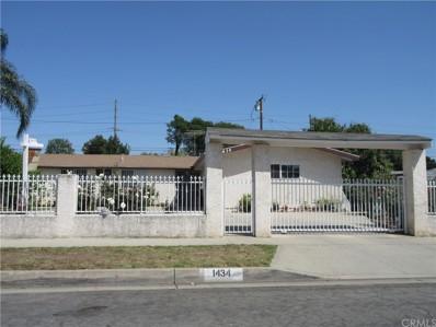 1434 GREENBERRY Drive, La Puente, CA 91744 - MLS#: DW18148296