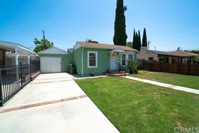 1200 N Van Ness Avenue, Compton, CA 90221 - MLS#: DW18149062