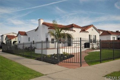 1659 W 81st Street, Los Angeles, CA 90047 - MLS#: DW18149870