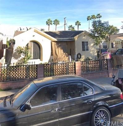 1210 N Spring Avenue, Compton, CA 90221 - MLS#: DW18150210