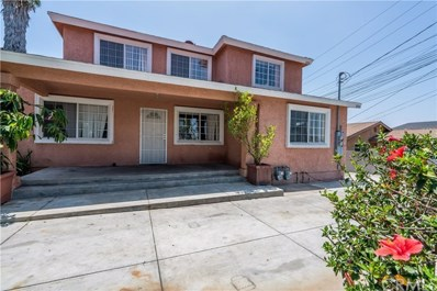 3266 E Winter Street, Los Angeles, CA 90063 - MLS#: DW18150873