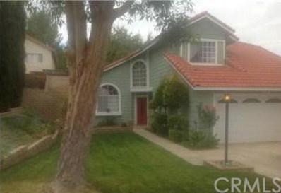 9238 Stone Canyon Road, Corona, CA 92883 - MLS#: DW18152592
