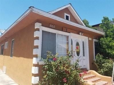 1553 E 56th Street, Los Angeles, CA 90011 - MLS#: DW18153442